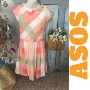 ASOS Paperdolls dress